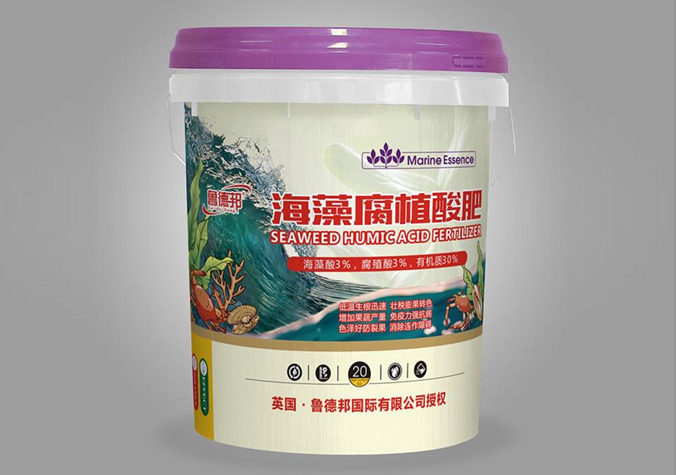 海藻腐植酸肥